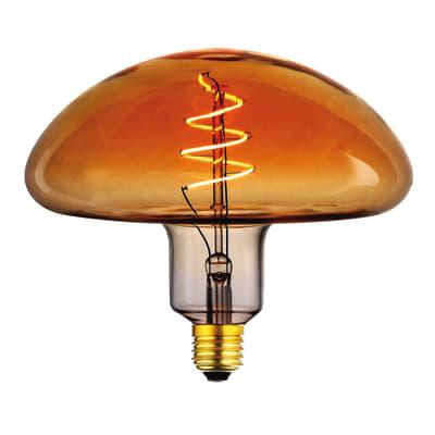 Lampadina decorativa LED E27 =25W luce calda 360°