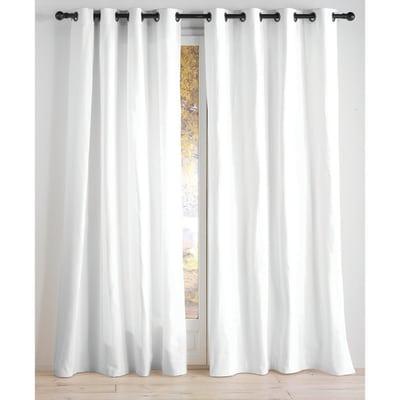 Tenda Ramie bianco 145 x 300 cm