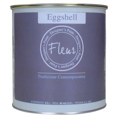 Smalto manounica Fleur Eggshell all'acqua greige satinato 2.5 L
