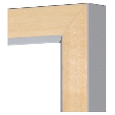 Cornice Carina grigio 14 x 14 cm