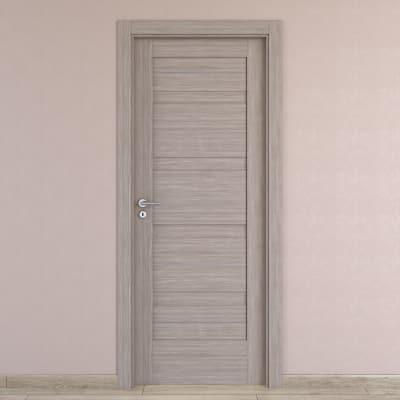Porta da interno battente Capena 1 sabbia 70 x H 210 cm dx