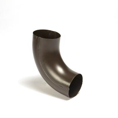 Curva pluviale in metallo Ø 100 mm, 87°