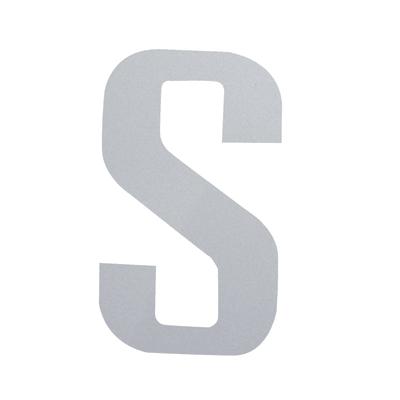 Lettera adesiva S
