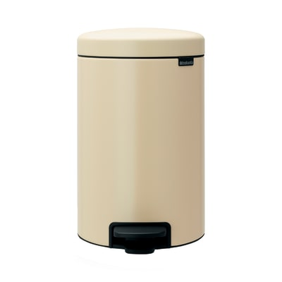 Pattumiera Pedal Bin New Icon 12 L beige