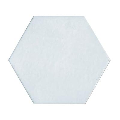 Piastrella Provenza 15 x 17,3 cm bianco