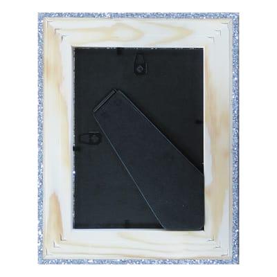 Cornice London alluminio 10 x 15 cm