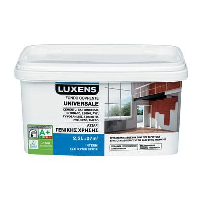 Fondo Luxens Universale bianco 2,5 L