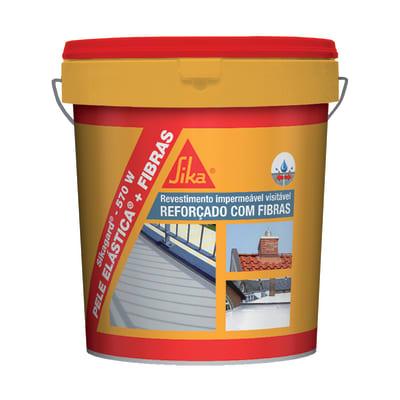 Membrana liquida Sikagard®-570 W Sika grigia 5 kg