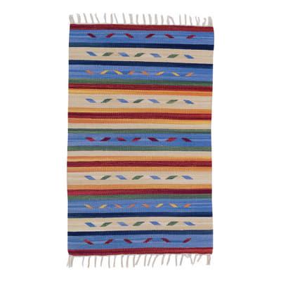 Tappeto Larya jahnu colori assortiti 40 x 60 cm