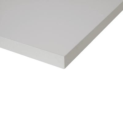 Alzatina su misura alluminio Bianco Male H 3 cm