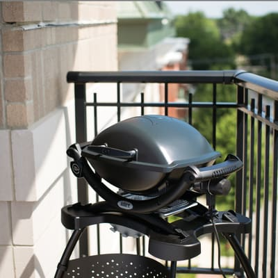 barbecue elettrico weber q1400 prezzi e offerte online. Black Bedroom Furniture Sets. Home Design Ideas