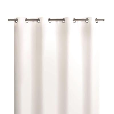 Tenda Ignifuga bianco 140 x 300 cm
