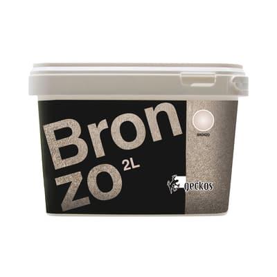 Pittura ad effetto decorativo Metalli Bronzo 2 L