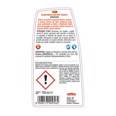 Smacchiatore Maggiordomo Divani e poltrone 750 ml