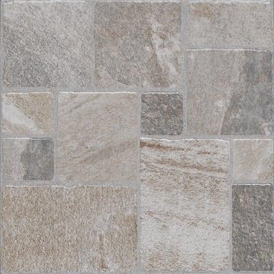Piastrella Montana 31 x 31 cm grigio
