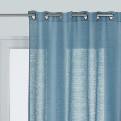 Tenda corda blu 140 x 280 cm prezzi e offerte online for Tende corda leroy merlin