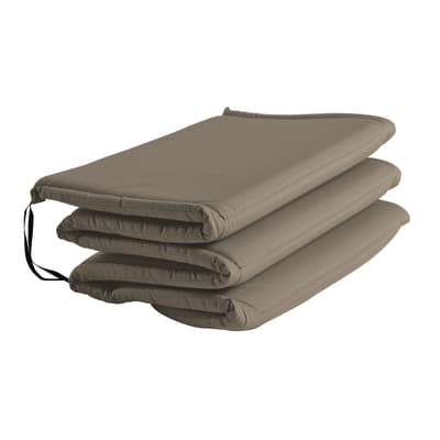 Cuscino beige 53 x 188 cm