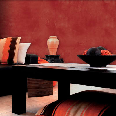 Composizione per effetto decorativo Velatura Ossido Rosso 1 L