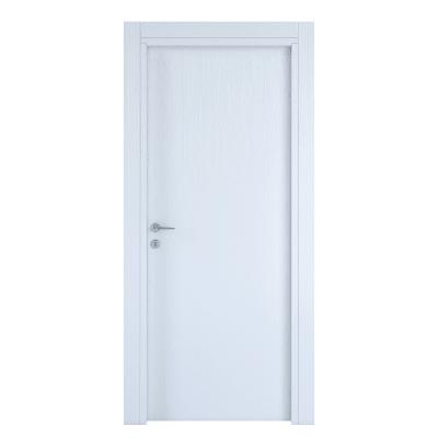 Porta da interno battente Renoir bianco venato 60 x H 210 cm reversibile