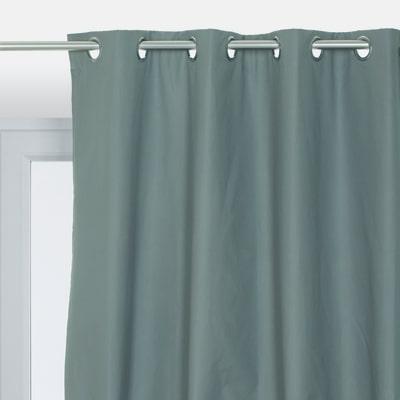 Tenda Oscurante alta qualità grigio 140 x 280 cm