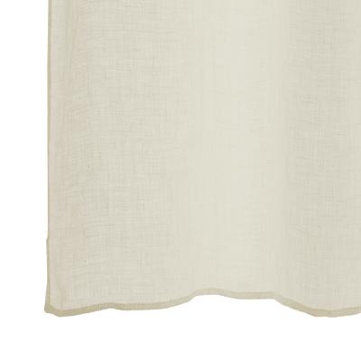 Tenda Voile de lin sabbia 150 x 280 cm