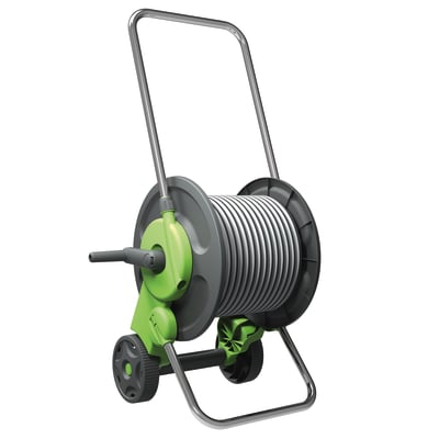Avvolgitubo equipaggiato Geolia Carrello Idea 2, 30MT