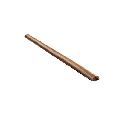 Mezzo tondo pino piallato 10 x 5 x 2100 mm