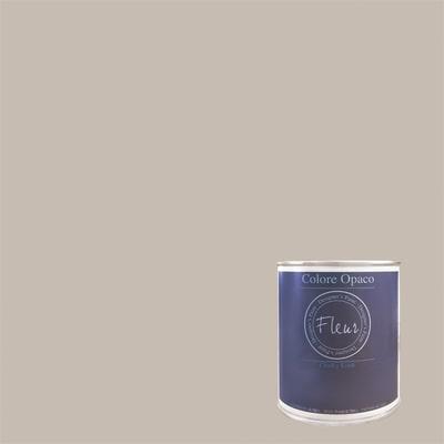 Idropittura traspirante dove grey 0,75 L Fleur
